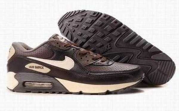 Chaussure Air Max 90 pour fille vert taille 40 pas cher,nike