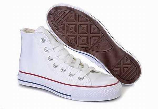 Chaussures Converse homme et femme destockage pas cher