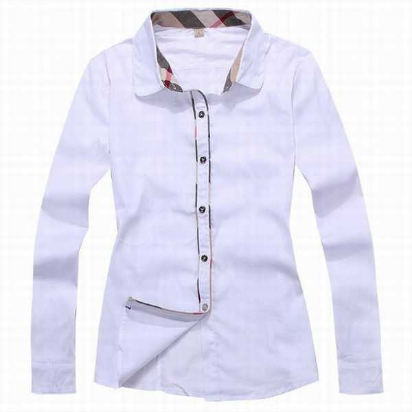 87ad2fe4343 ... Chemises Femme 2014 pas cher burberry chemise homme 2013 chemise  burberry homme manche longue
