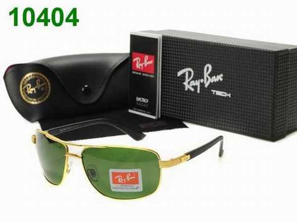 ray ban homme vue optic 2000